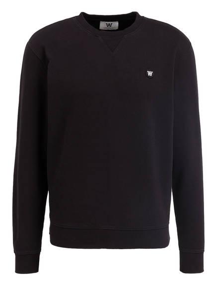 WOOD WOOD Sweatshirt TYE, Farbe: SCHWARZ (Bild 1)