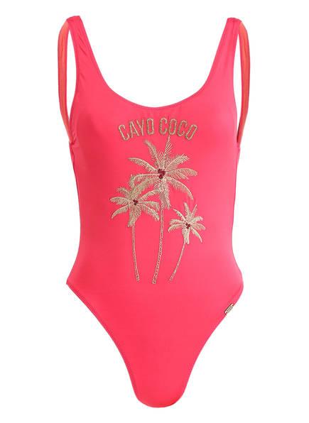 BANANA MOON Badeanzug BORAGE CABANA, Farbe: PINK (Bild 1)