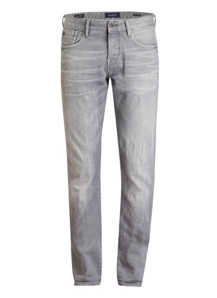 SCOTCH & SODA Jeans RALSTON Regular Slim Fit, Farbe: 97 STONE&SAND GREY (Bild 1)