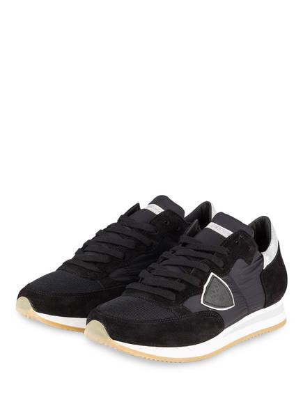 PHILIPPE MODEL Sneaker TROPEZ, Farbe: SCHWARZ (Bild 1)