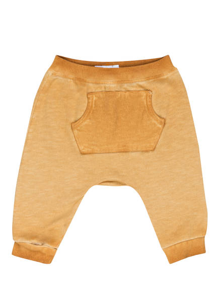 bellybutton Sweatpants, Farbe: DUNKELGELB (Bild 1)