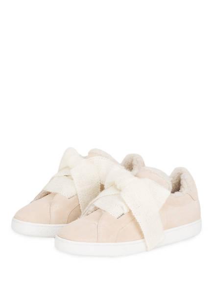UNÜTZER Sneaker 8518, Farbe: BEIGE (Bild 1)