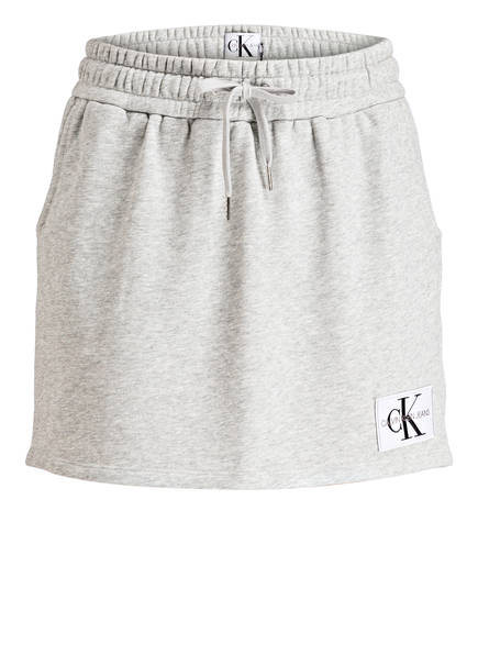 Calvin Klein Jeans Sweat-Rock , Farbe: GRAU MELIERT (Bild 1)