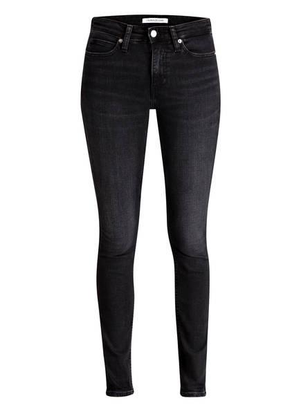 Calvin Klein Jeans Skinny Jeans , Farbe: STOCKHOLM BLACK (Bild 1)