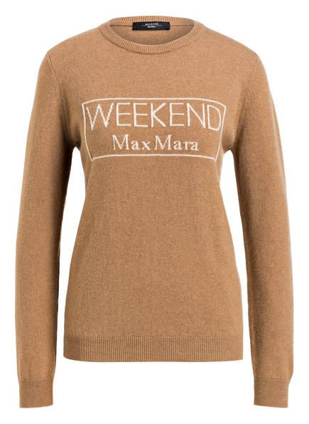 WEEKEND MaxMara Cashmere-Pullover MANU, Farbe: COGNAC (Bild 1)