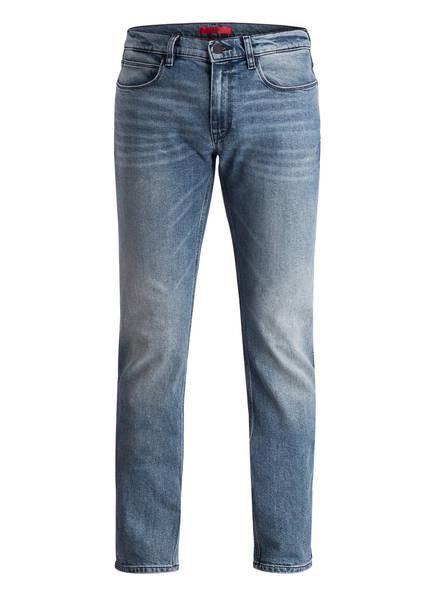 HUGO Jeans HUGO 708 Slim Fit, Farbe: 425 MEDIUM BLUE (Bild 1)
