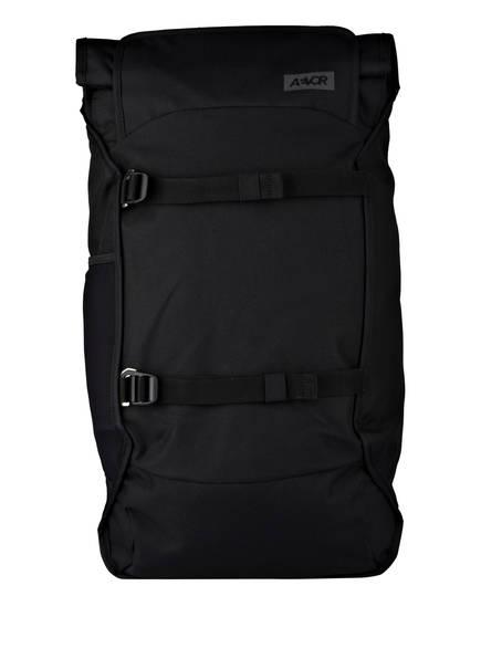 AEVOR Rucksack TRIP PACK mit Laptopfach 31 l (erweiterbar auf 33 l), Farbe: SCHWARZ (Bild 1)