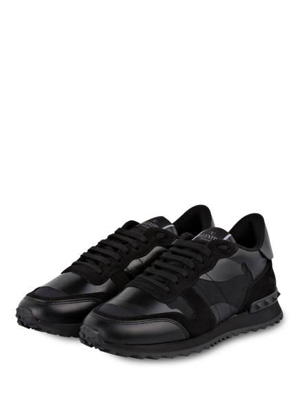 VALENTINO GARAVANI Sneaker ROCKRUNNER, Farbe: SCHWARZ (Bild 1)