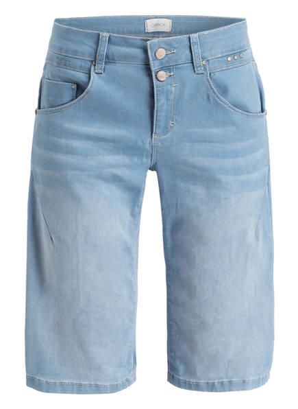 CARTOON Jeans-Bermudas, Farbe: LIGHT BLUE DENIM (Bild 1)