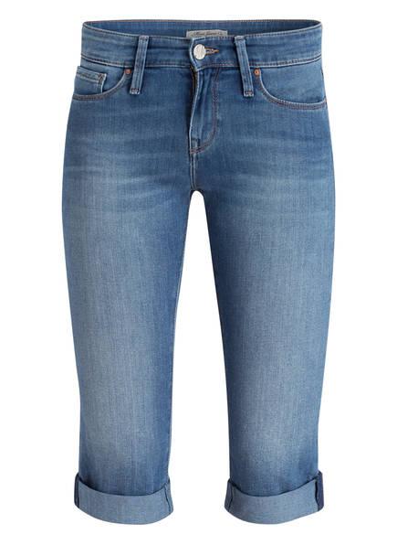 mavi Jeans-Bermudas MARINA, Farbe: MID BRUSHED STR BLUE (Bild 1)