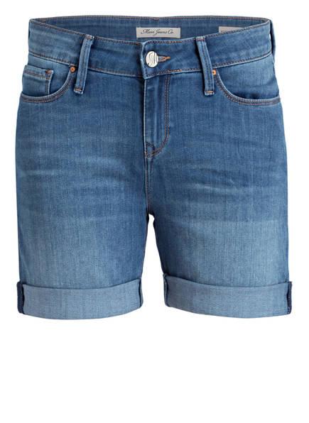 mavi Jeans-Shorts CAMILLA, Farbe: MID BRUSHED STR BLUE (Bild 1)