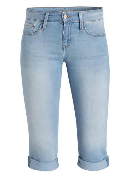 mavi Jeans-Bermudas MARINA, Farbe: LT BRUSHED STR BLUE (Bild 1)