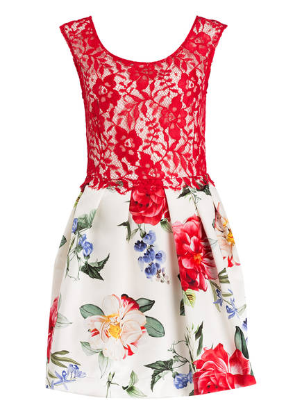 RINASCIMENTO Kleid , Farbe: ROT/ WEISS/ GRÜN (Bild 1)