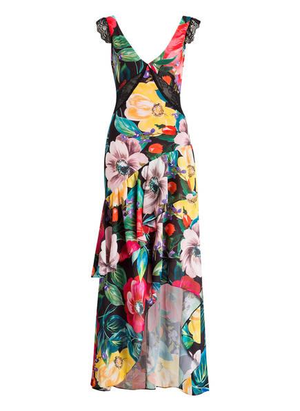 RINASCIMENTO Kleid, Farbe: SCHWARZ/ PINK/ GELB (Bild 1)