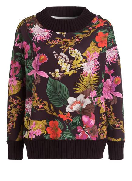 MONCLER Sweatshirt, Farbe: FUCHSIA/ ROSA/ GRÜN (Bild 1)
