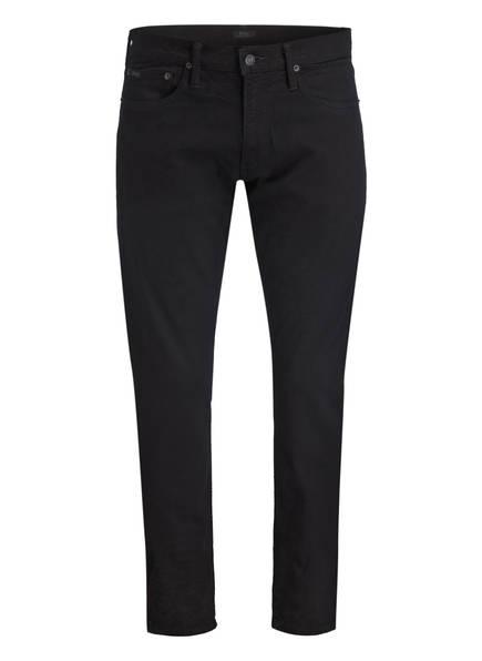 POLO RALPH LAUREN Jeans THE SULLIVAN SLIM Slim Fit, Farbe: HUDSON BLACK (Bild 1)