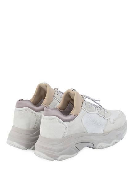 Hellgrau Plateau Plateau Bronx sneaker Bronx sneaker Hellgrau Bronx x0SqFgOww