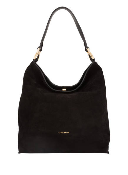 COCCINELLE Hobo-Bag ARLETTIS , Farbe: SCHWARZ (Bild 1)