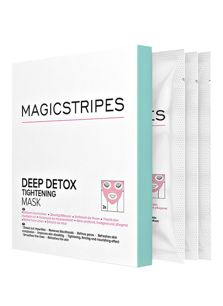 MAGICSTRIPES DEEP DETOX TIGHTENING MASK (Bild 1)