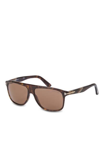 TOM FORD Sonnenbrille INIGO, Farbe: 52E - HAVANA/ BRAUN (Bild 1)