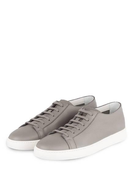 Santoni Sneaker CLEAN ICON, Farbe: GRAU (Bild 1)