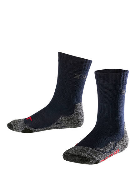 FALKE Trekking-Socken TK2, Farbe: 6120 MARINE (Bild 1)