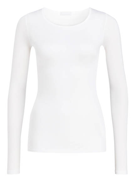 HANRO Shirt ULTRALIGHT, Farbe: WEISS (Bild 1)