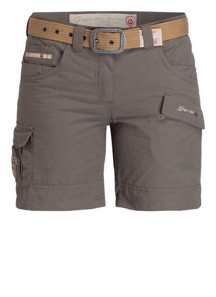 G.I.G.A. DX by killtec Outdoor-Shorts HIRA, Farbe: SCHLAMM  (Bild 1)