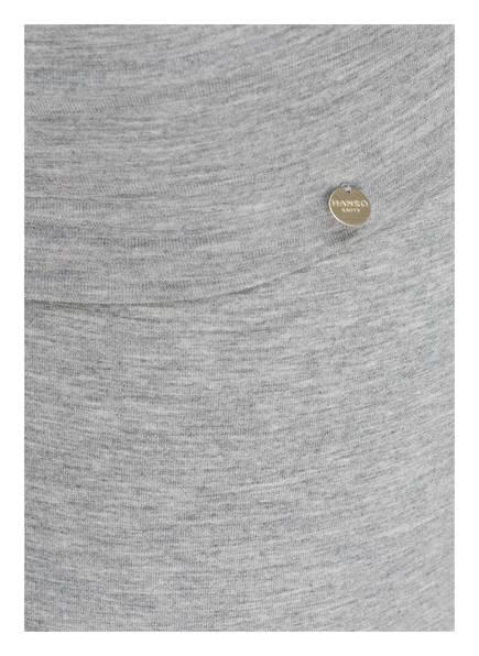 hose Lounge Yoga Hanro Grau Meliert U8F5PqwnW