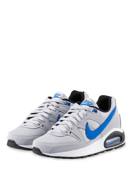 Nike Sneaker AIR MAX COMMAND FLEX , Farbe: GRAU/ BLAU (Bild 1)