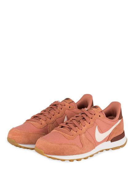 Nike Sneaker INTERNATIONALIST, Farbe: HELLORANGE (Bild 1)