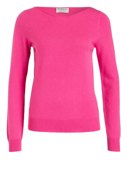 Cashmere pullover Pink Repeat Repeat Cashmere pullover pullover Cashmere Pink Repeat 080wOz