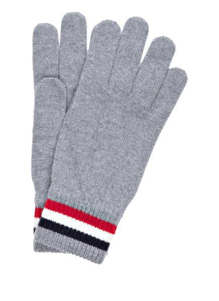 MONCLER Handschuhe, Farbe: GRAU (Bild 1)