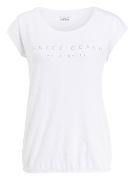 VENICE BEACH T-Shirt WONDER 03 , Farbe: WEISS (Bild 1)