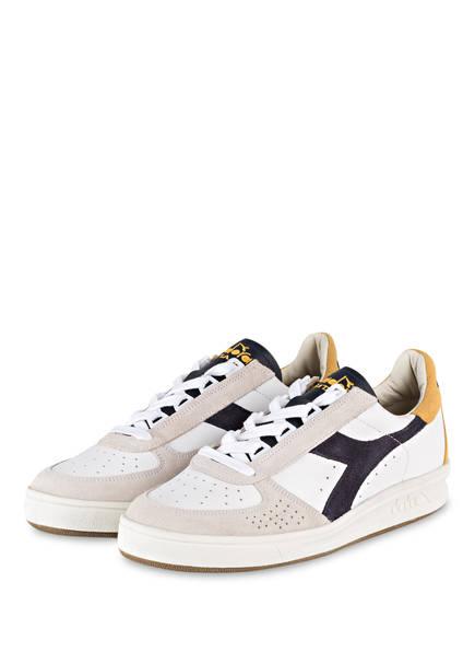 diadora HERITAGE Sneaker B.ELITE, Farbe: CREME/ WEISS/ DUNKELBLAU (Bild 1)