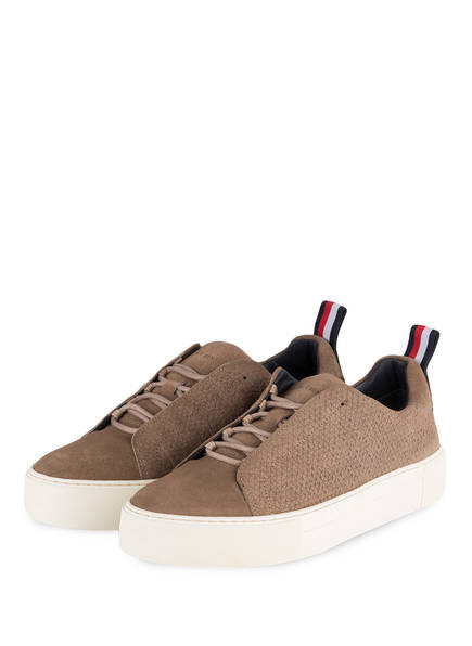 TOMMY HILFIGER Sneaker , Farbe: TAUPE (Bild 1)