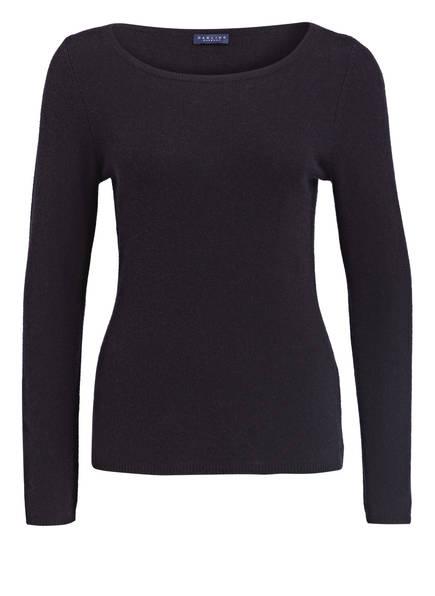 DARLING HARBOUR Cashmere-Pullover, Farbe: SCHWARZ (Bild 1)