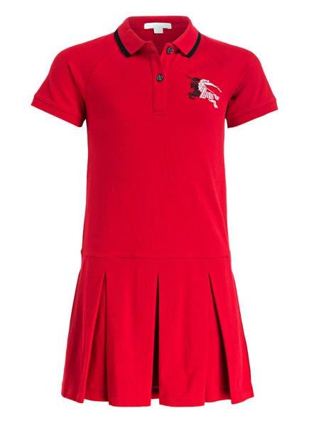 BURBERRY Kleid, Farbe: ROT (Bild 1)