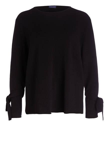 DARLING HARBOUR Pullover mit Cashmere-Anteil, Farbe: SCHWARZ (Bild 1)
