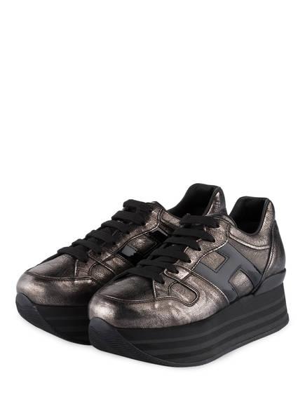 c1f0907c770ab9 Plateau-Sneaker H283 MAXI von HOGAN bei Breuninger kaufen