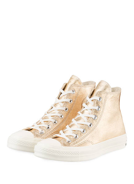 CONVERSE Hightop-Sneaker CHUCK 70 HIGH, Farbe: GOLD (Bild 1)
