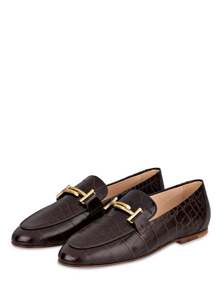 TOD'S Loafer, Farbe: BRAUN (Bild 1)