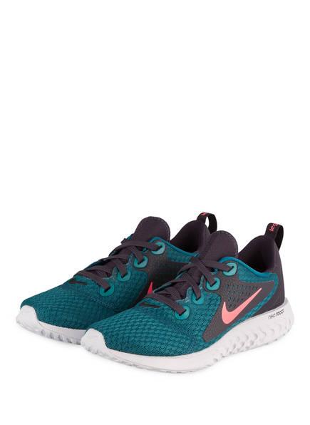 Nike Laufschuhe LEGEND REACT GS, Farbe: PETROL (Bild 1)