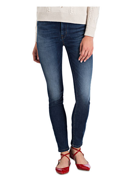Skinny Ultramarin Weekend Maxmara Blue jeans 51nHxCqw