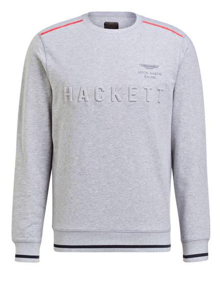 HACKETT LONDON Sweatshirt, Farbe: HELLGRAU MELIERT (Bild 1)