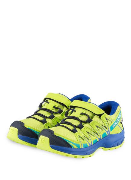 SALOMON Trailrunning-Schuhe XA PRO 3D GTX® , Farbe: GRÜN/ BLAU (Bild 1)