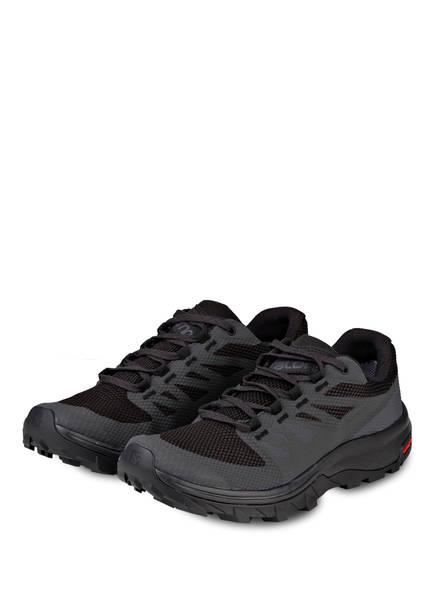 SALOMON Outdoor-Schuhe OUTLINE GTX, Farbe: DUNKELGRAU/ SCHWARZ (Bild 1)