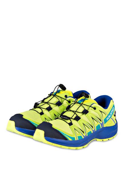 SALOMON Outdoor-Schuhe XA PRO 3D CSWP , Farbe: GRÜN/ BLAU (Bild 1)