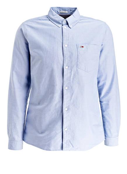 TOMMY JEANS Hemd Regular Fit, Farbe: HELLBLAU (Bild 1)