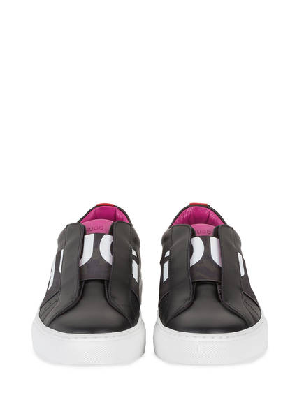 Slip Schwarz Hugo sneaker on Uptown 6ZwqaUw7